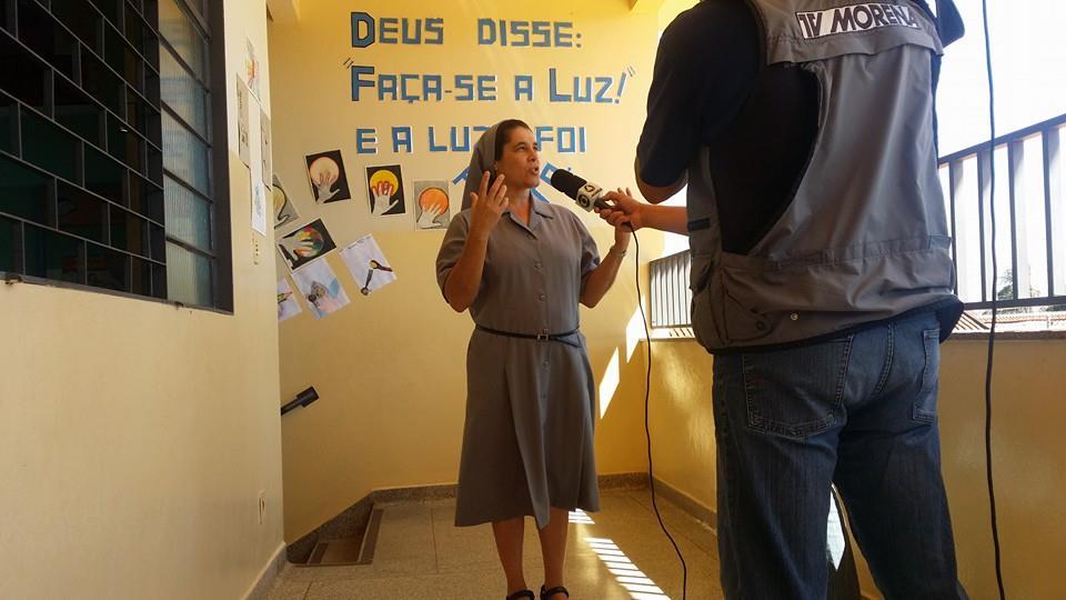 Projeto Luz na TV Morena