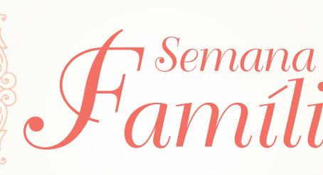 Semana da Família é comemorada com diversas atividades na Escola Nazaré Campo Grande