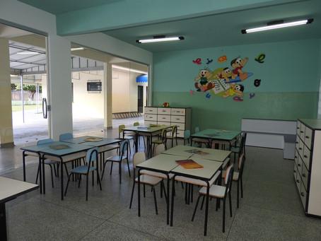 Escola Nazaré inova aprendizado na Educação Infantil com transparência e luz
