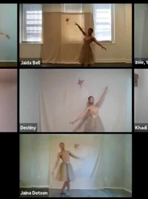 """Beautiful Violins"" Performance"