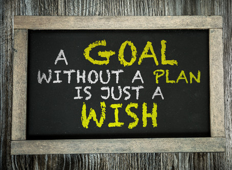 4 Steps to Setting and Achieving Your Goals