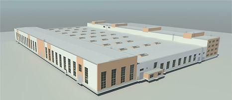 Проектирование производственного здания