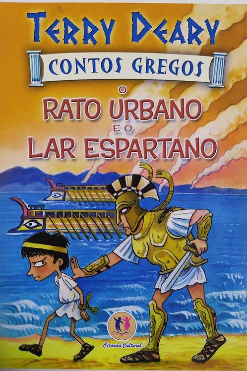 Contos Gregos O Rato Urbano e o Lar Espartano