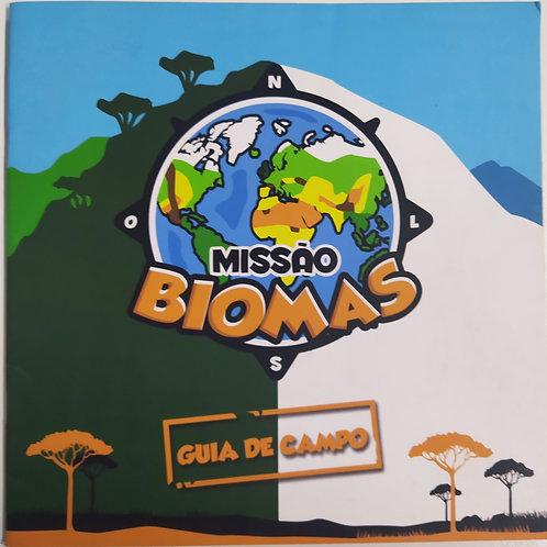 Missão BIOMAS - Guia de Campo