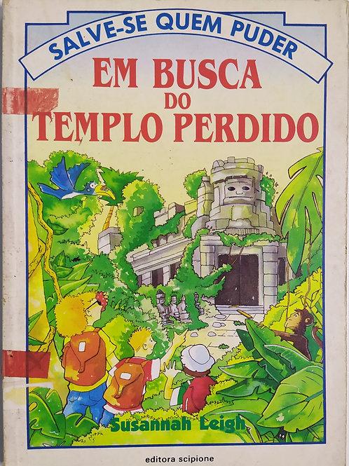 Embusca do templo perdido