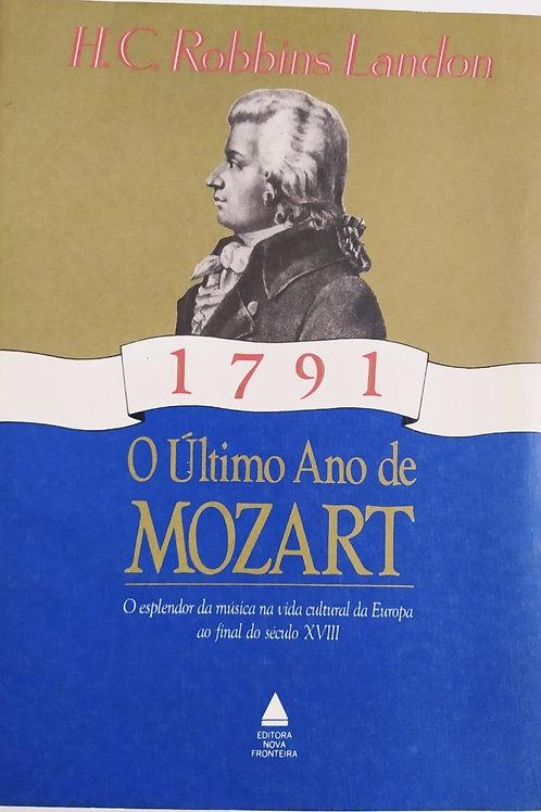 1791 O Último Ano de MOZART