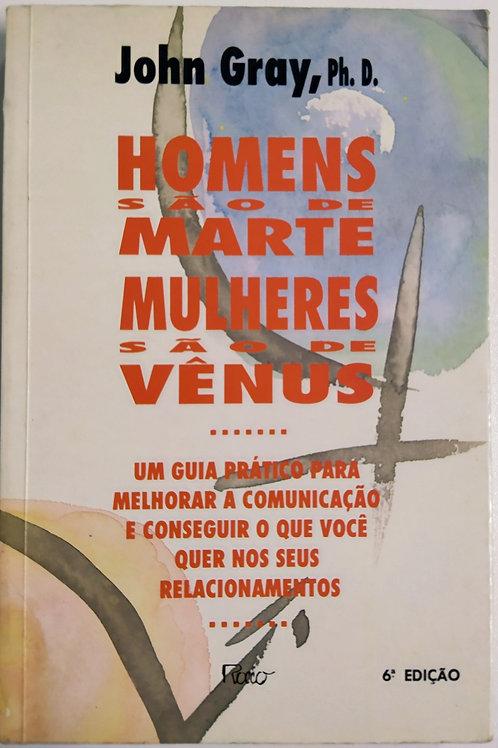 Homens são de Marte Mulheres são de Vênus