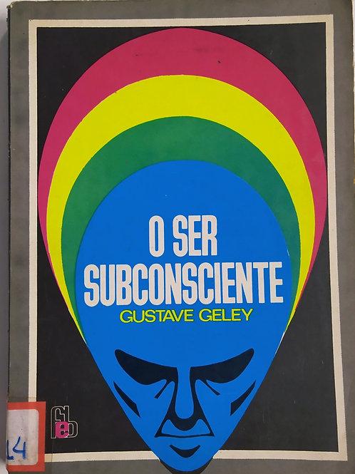 O Ser Subconsciente