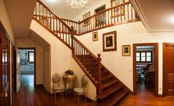 Escaleras señoriales