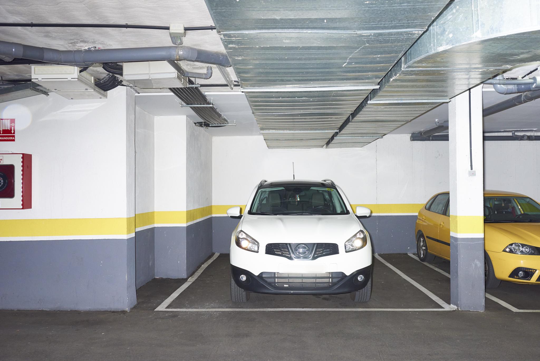 Segunda plaza de garaje