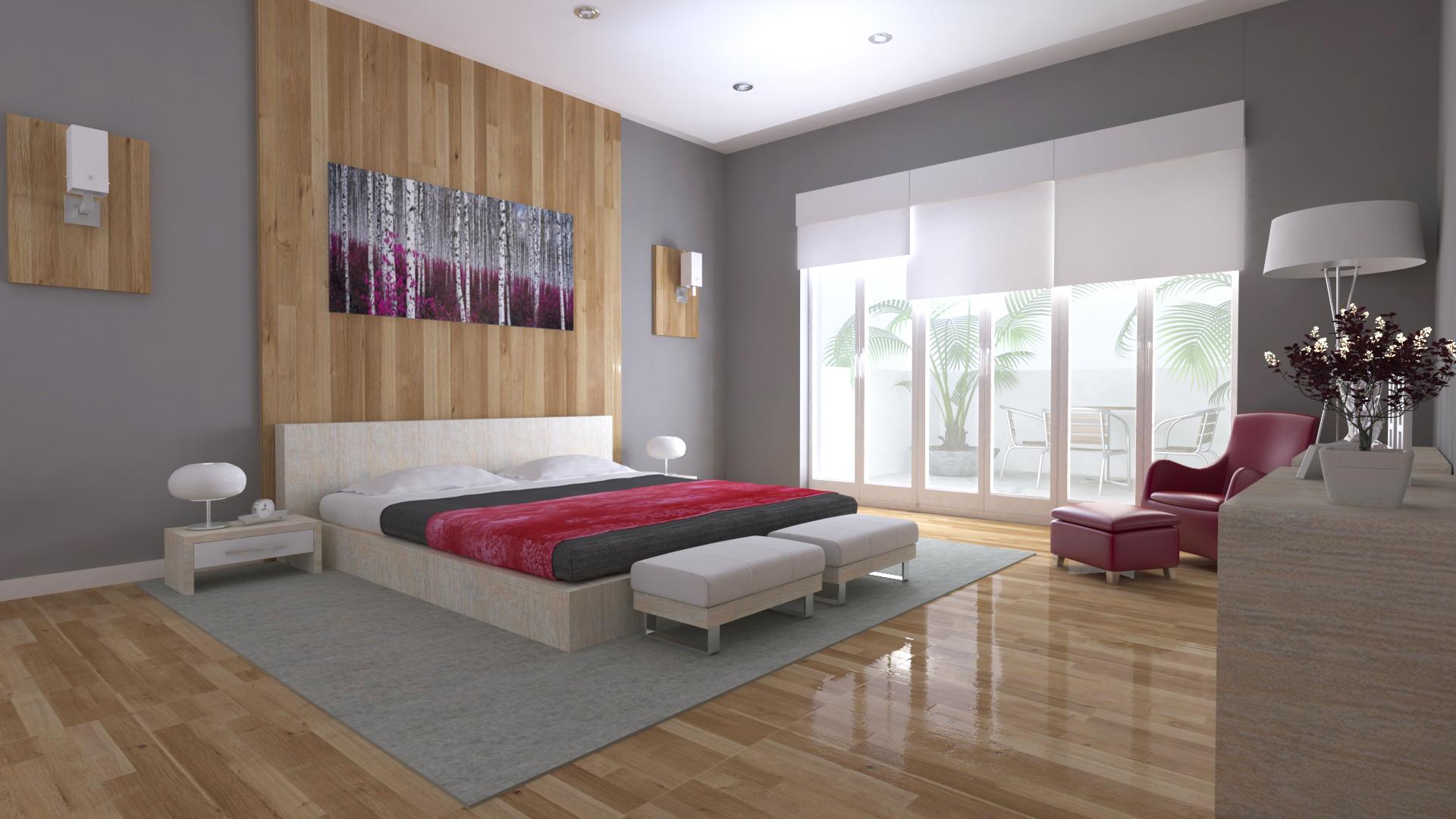 Dormitorio pincipal
