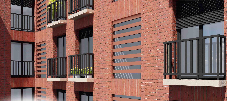 Balcones viviendas