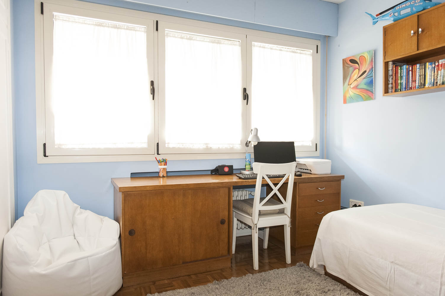 Habitación - office