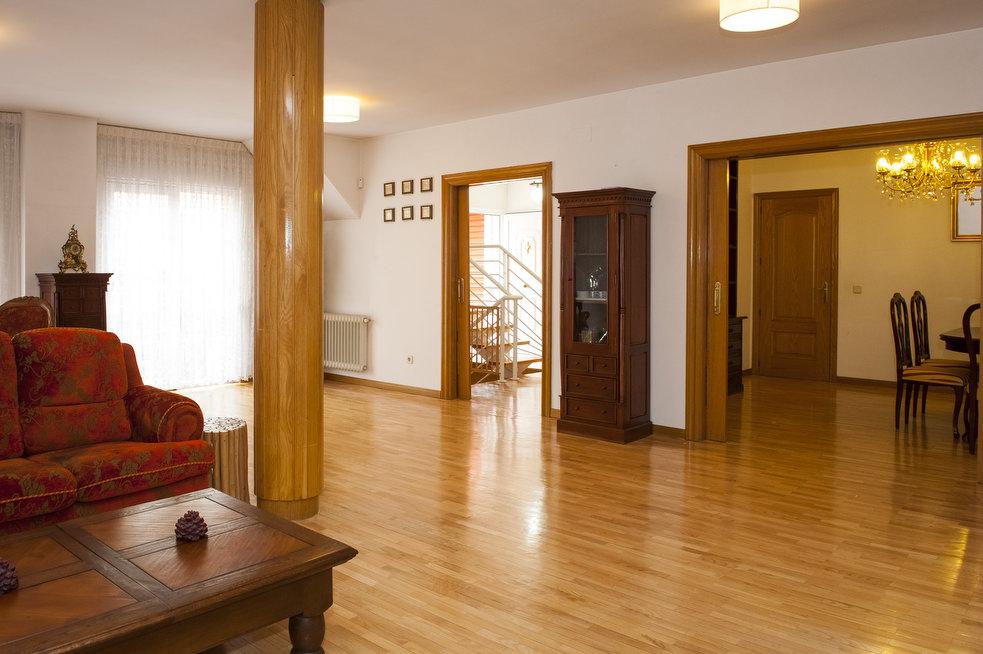 Amplío salón
