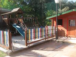 Zona de juego niños