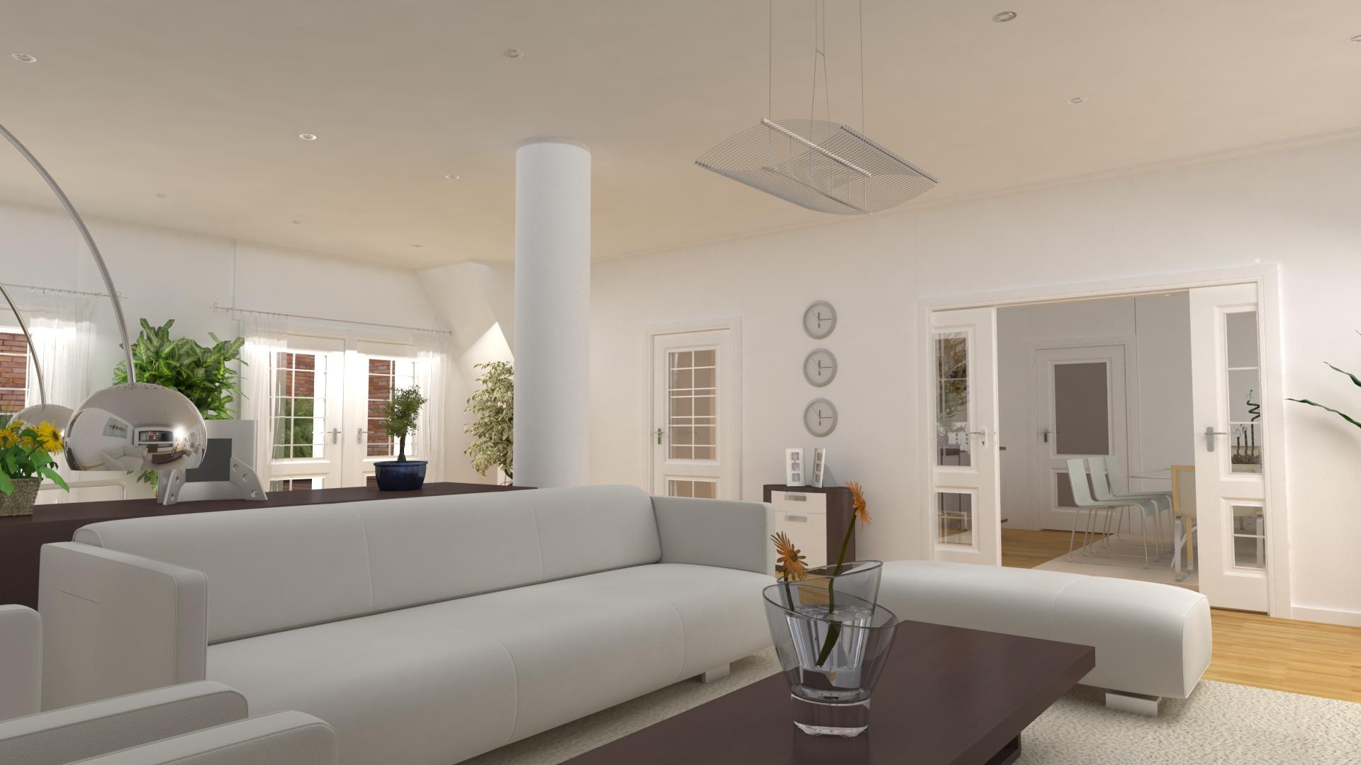 Propuesta decoración salón