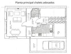 Plano primera planta