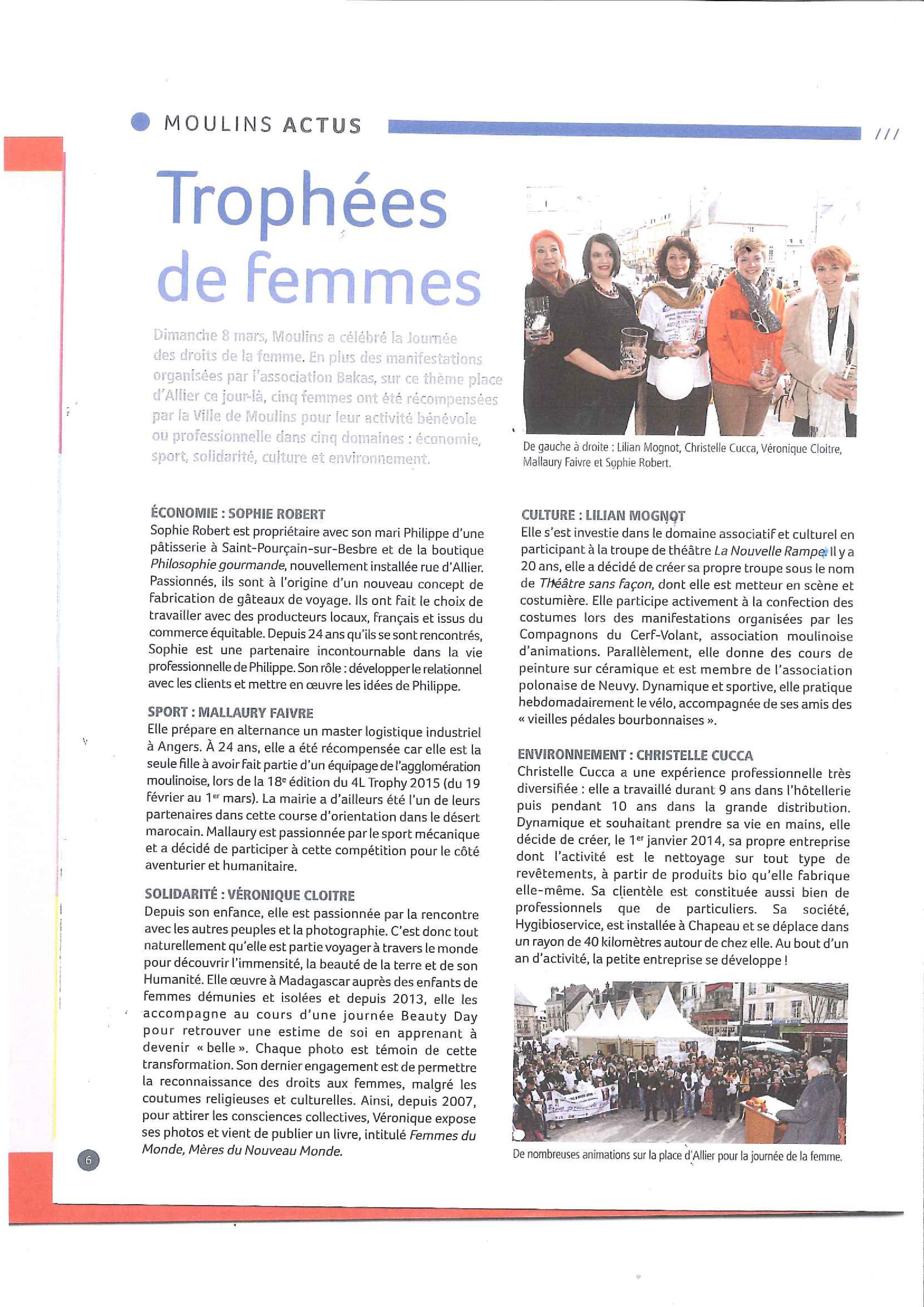 Bulletin Moulins  Avril 2015