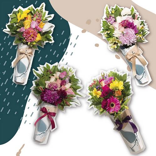 Membresía Bouquet de la semana