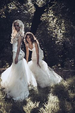 Natalia y Luciana