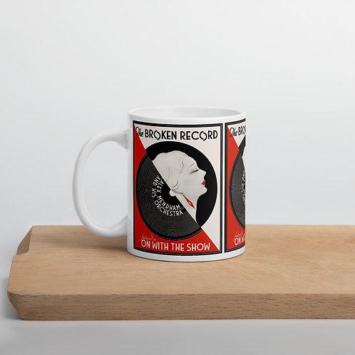 Broken Record - Mug
