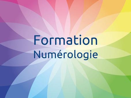 Formation numérologie module 1