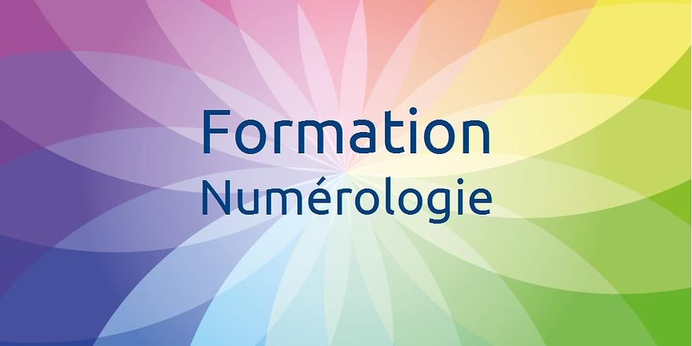 Formation numérologique Module 3 Présentiel