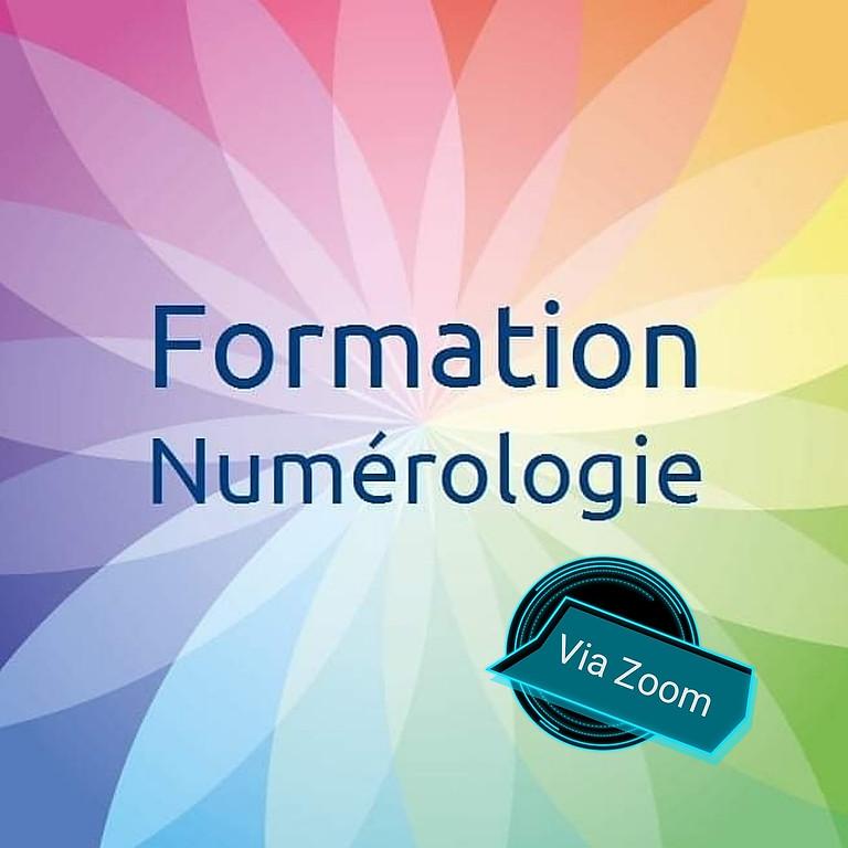 Formation numérologie en Visio via Zoom