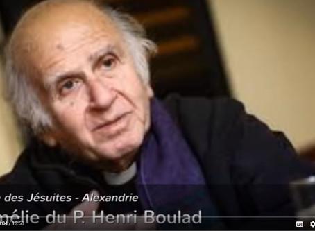 2019 ne reviendra jamais ... par le P. Henri BOULAD