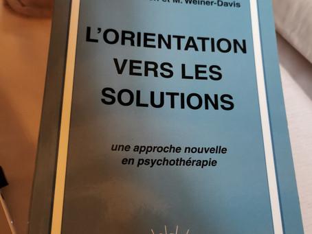 L'orientation vers les solutions de W.H. O'Hanlon et M. Weiner-Davis