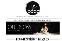 Layal Ghosn as PR Guru in House of Coco