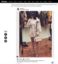 Kim Kardashian in Dubai in Emirates Woman carrying a Horizon Hangbag from Givenchy SS17 collection