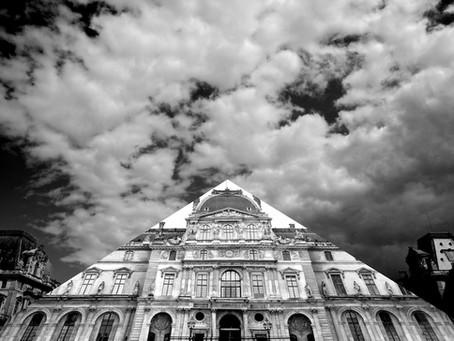 JR... De retour au Louvre !