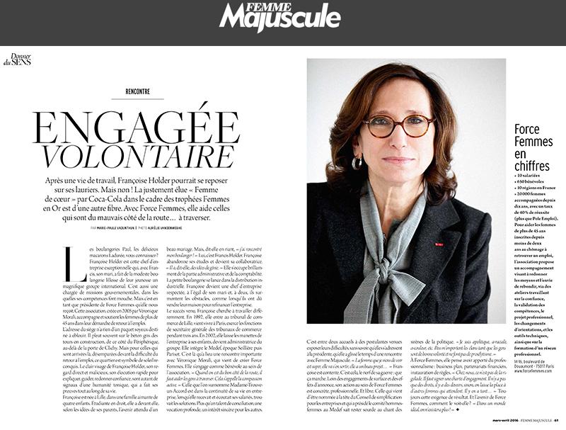 Francoise Holder