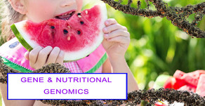 GENE & NUTRITIONAL GENOMICS
