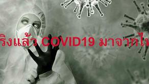 ตกลงเชื้อ COVID-19 มาจากไหน