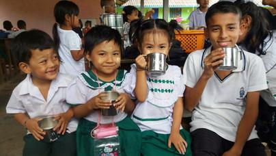 Andaman Center Soy Milk Snack Time.jpg