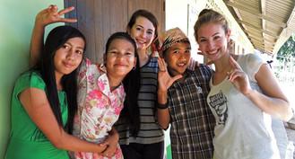 Andaman Center volunteers.JPG