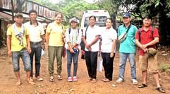 Andaman Center outreach team