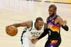 2021 NBA Finals Preview - Bucks vs. Suns