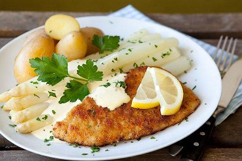 Spargel Schnitzel