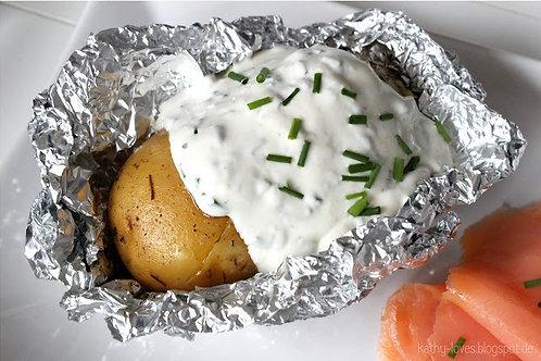 Ofenkartoffel