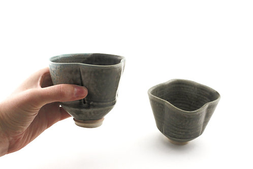 Set of Two Cups perfect for Juice or After Dinner Drinks