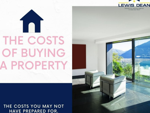 THE COSTS OF BUYING A PROPERTY IN POOLE
