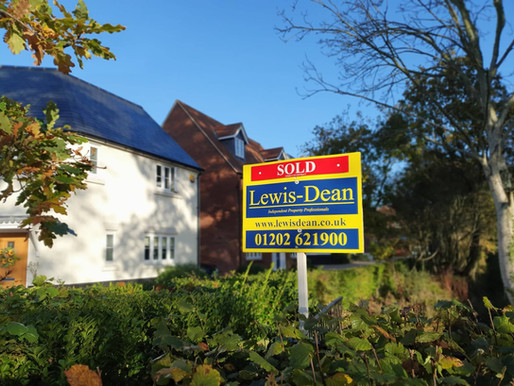 31% of Poole properties sold in July for more than their original asking price!