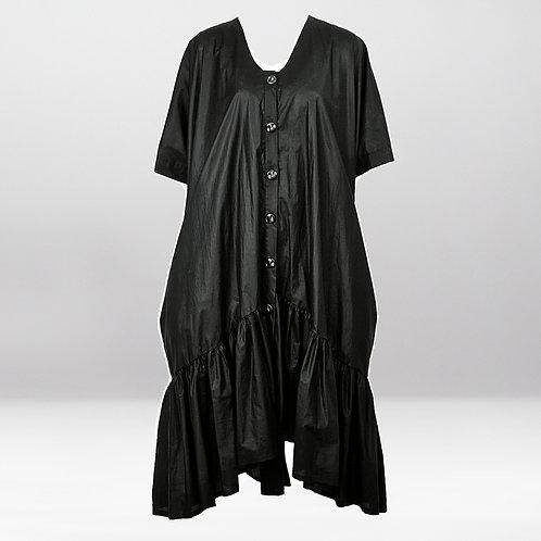 Robe en coton oversized MARBELLA