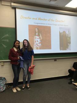 Fall Director&Member of the Semester