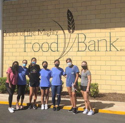 Bread of the Mighty Food Bank