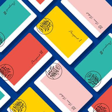 YOGA CENTER UeL AKITA CARDS