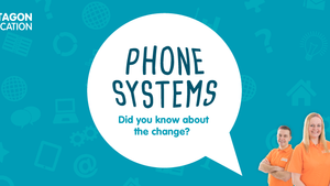 Did you know about the upcoming switch from traditional analogue to VoIP phone systems?